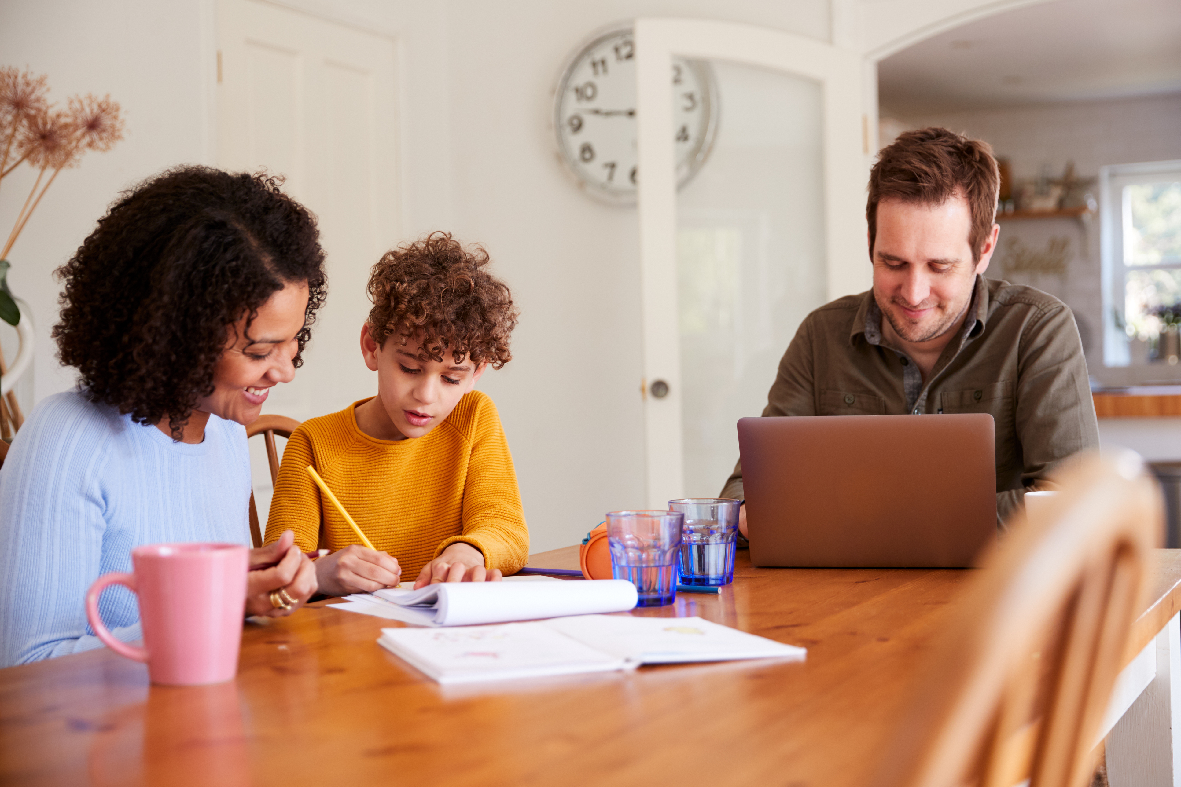 Stressed at Home? Parenting Tips from Professional Educators
